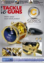 Tackle & Guns issue June 2011
