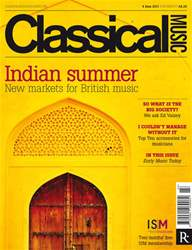 Classical Music issue 4th June 2011
