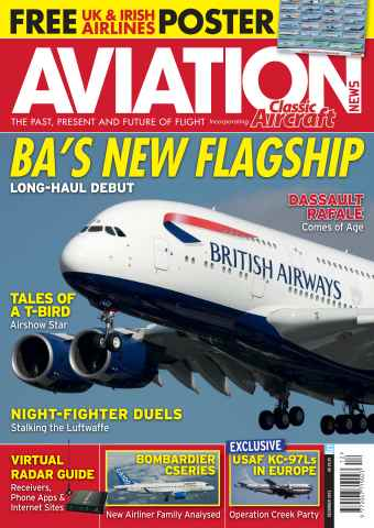 Aviation News issue December 2013