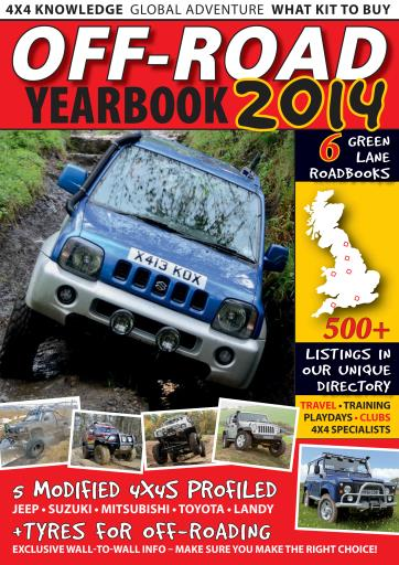 4x4 magazine incorporating total off road off road yearbook 2014 subscriptions pocketmags. Black Bedroom Furniture Sets. Home Design Ideas