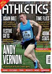 Athletics Weekly issue 21/11/2013