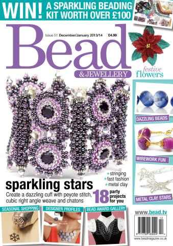 Bead Magazine issue Bead Issue 51