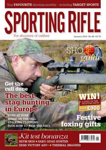 Sporting Rifle issue 98