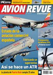 Avion Revue Internacional España issue Número 378