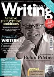 Writing Magazine issue July 2011
