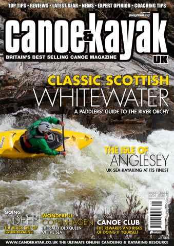Canoe & Kayak UK issue January 2014 (Iss 154)