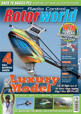 Radio Control Rotor World issue 93