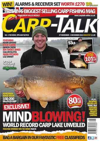 Carp-Talk issue 997