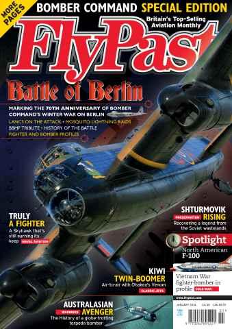 FlyPast issue January 2014