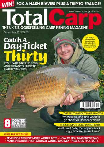 Total Carp issue December 2013