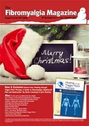 Fibromyalgia Magazine Dec. 2013 issue Fibromyalgia Magazine Dec. 2013