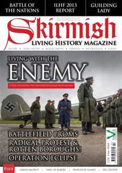 Skirmish Living History issue Issue 103