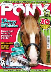 Pony Magazine issue January 2014