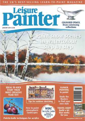 Leisure Painter issue January 2014