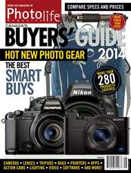 Photo Life Buyers' Guide 2014 issue Photo Life Buyers' Guide 2014
