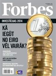 Forbes Dec '13 + Forbes Life #2 issue Forbes Dec '13 + Forbes Life #2