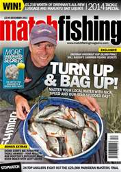 Match Fishing issue December 2013