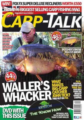 Carp-Talk issue 998