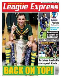 League Express issue 2891