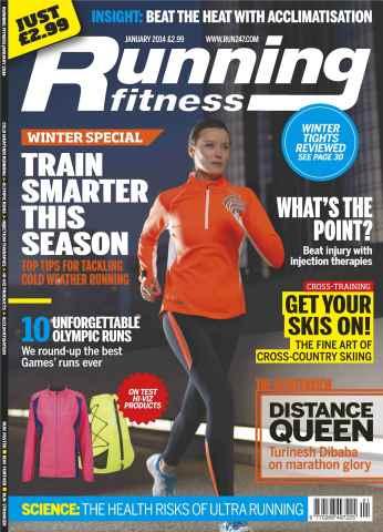 Running Fitness issue No. 168 Train Smarter This Season