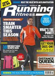 Running issue No. 168 Train Smarter This Season