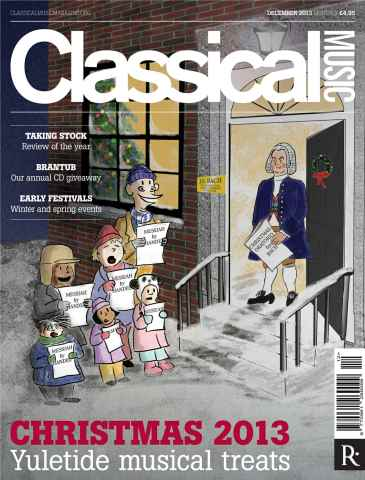 Classical Music issue December 2013