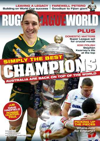 Rugby League World issue 393