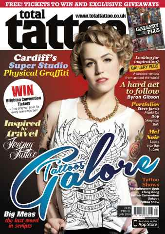 Total Tattoo issue January 2014 (Number 111)