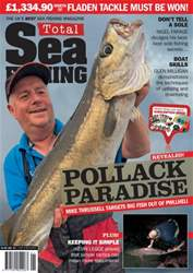 Total Sea Fishing issue January 2014