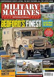 Military Machines International issue January 2014