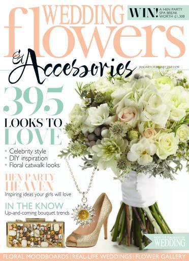 Wedding Flowers Magazine January February 2014