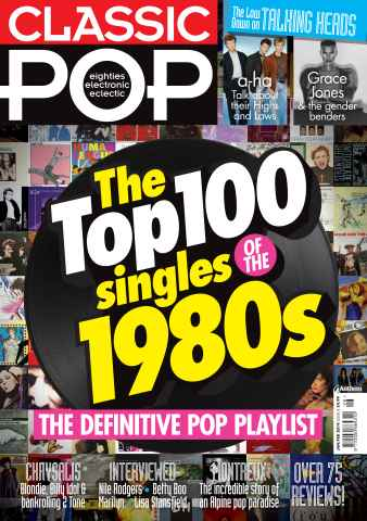 Classic Pop issue Classic Pop Issue 8