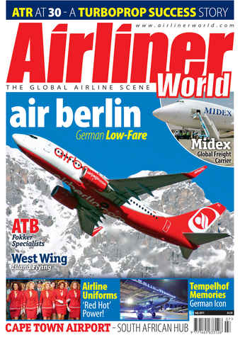 Airliner World issue July 2011