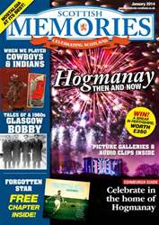 Scottish Memories issue January 2014