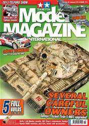 Tamiya Model Magazine issue 219