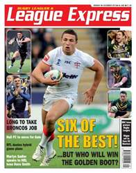 League Express issue 2892