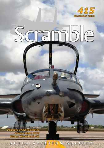 Scramble Magazine issue 415 - December 2013