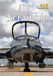 Scramble Magazine issue 415 - December 2013