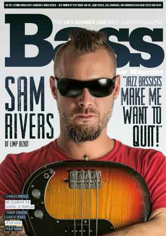 Bass Guitar issue 99 January 2014