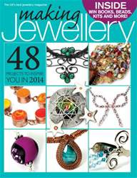 Making Jewellery issue January 2014