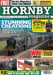 Hornby Magazine issue January 2014