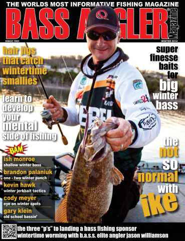BASS ANGLER MAGAZINE issue Volume 22 Issue 4