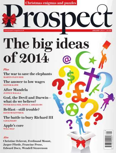 Prospect Magazine issue 214