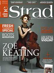 The Strad issue January 2014