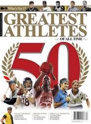 50 Greatest Athletes issue 50 Greatest Athletes