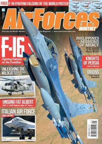 AirForces Monthly issue January 2014