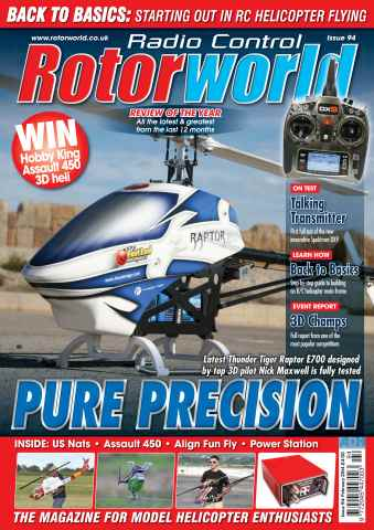 Radio Control Rotor World issue 94