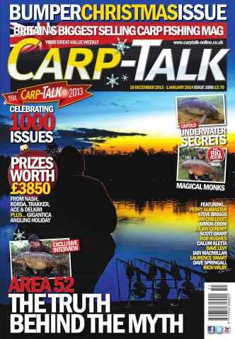 Carp-Talk issue 1000