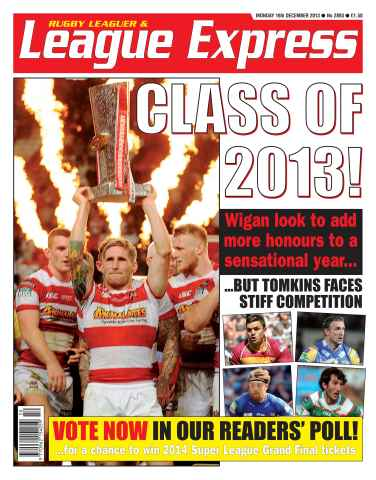 League Express issue 2893
