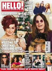 Hello! Magazine issue 30 December 2013